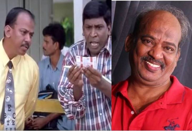 Comedy Actor Krishnamoorthy passed away