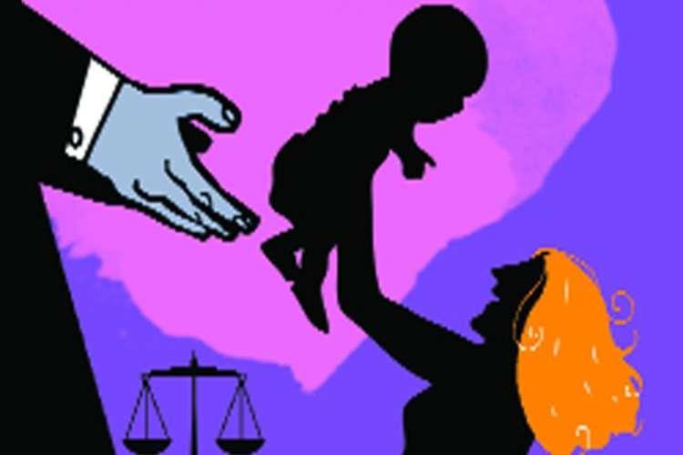 illegal adoption in perambalur