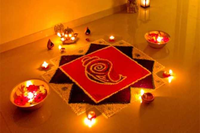 diwali, celebration, home, office. festival, lights, rangoli, colour papers, decoaration, low budget, guests, sweets, fireworks