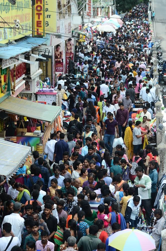Diwali 2019 Ranganathan Usman Road T Nagar Shopping