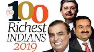 forbes richest india list 2019, mukesh ambani forbes, goutham adani, shiv nadar, ஃபோர்ப்ஸ் பணக்கார இந்தியர்கள் பட்டியல் 2019, முகேஷ் அம்பானி முதலிடம், கௌதம் அதானி 2வது இடம், forbes india, richest indian 2019, gautam adani, Tamil indian expres