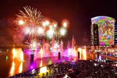 Diwali Celebration in Dubai -