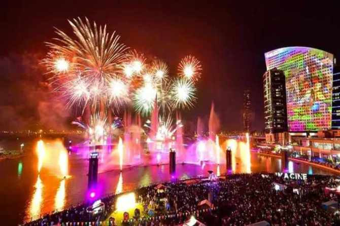 Diwali Celebration in Dubai -