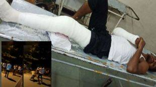 Puducherry police arrested hooligan Joseph