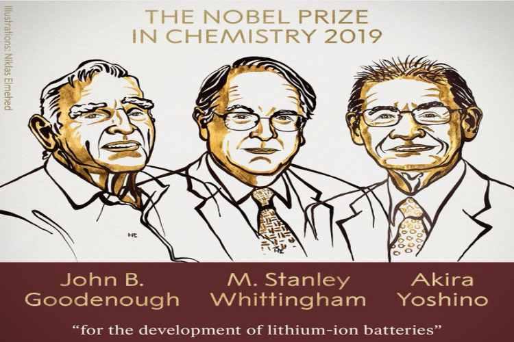 nobel prize 2019, chemistry nobel 2019, nobel prize in chemistry, chemistry nobel winner, nobel prize week, indian express