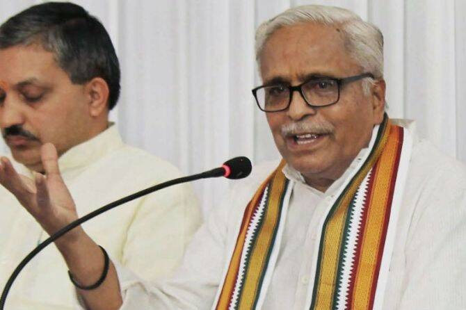 RSS' Suresh Bhaiyyaji Joshi