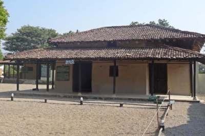 sevagram project by mahatma gandhi, sevagram tourism