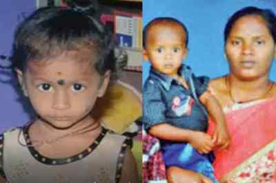 girl child revathi sanjan death, sujith wilson dead, sujith wilson dies, sujith wilson mortal remains, two year old girl drowned in tub in Tuticorin, girl child dead in tub in tuticorin, 2 வயது பெண் குழந்தை பலி, தண்ணீர் கேனுக்குள் விழுந்து குழந்தை பலி, சுஜித் மீட்பு பணி, தூத்துக்குடியில் குழந்தை பலி, girl child death at threspuram, revathi sanjana death, sujith wilson rescue operations, sujith wilson news, trichy bore well rescue operations