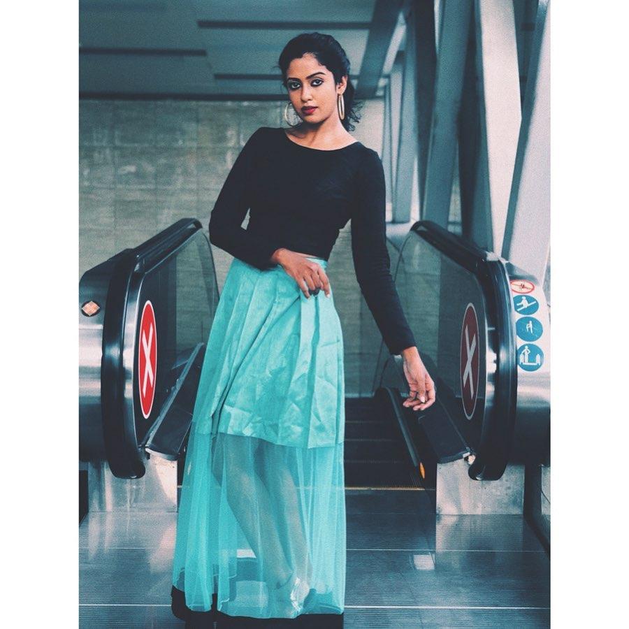 Roshini Haripriyan, Bharathi Kannamma