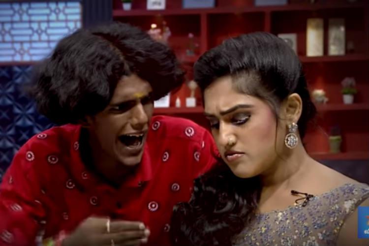 Cooku with Comali, vijay tv, vanitha vijayakumar