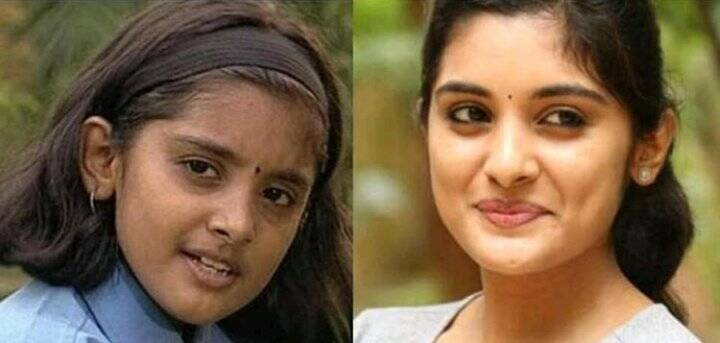 Nivetha Thomas as Child Artist