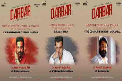 Darbar Movie Review Live, Darbar Movie Release Live