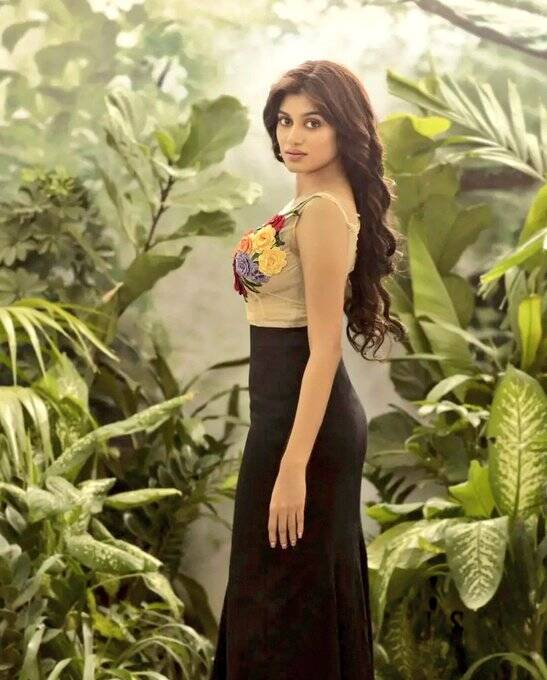 actress oviya latest images, oviya army