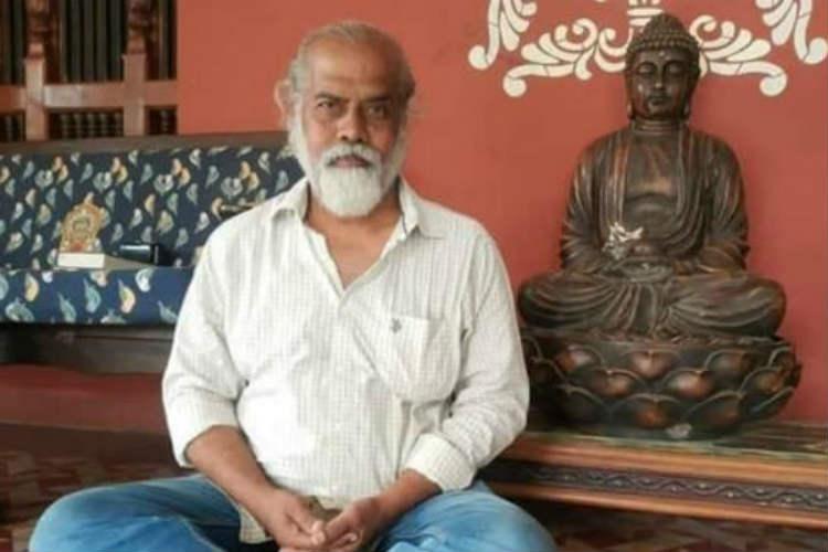 Filmmaker Arunmozhi
