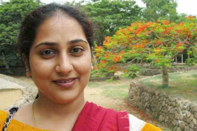 Gayathri Shastry