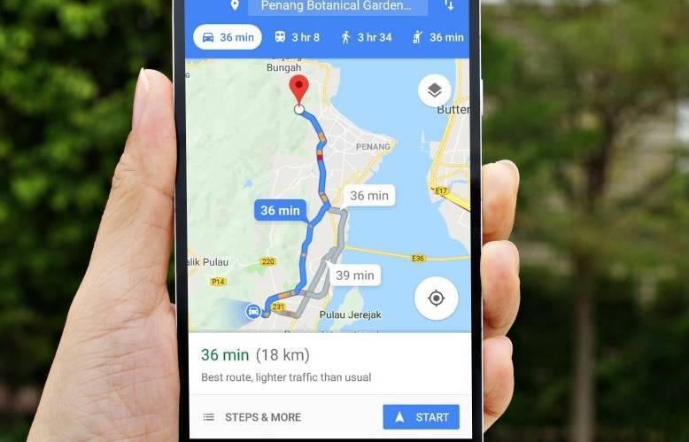 Google Maps Tips Tricks, 5 Google Maps tricks