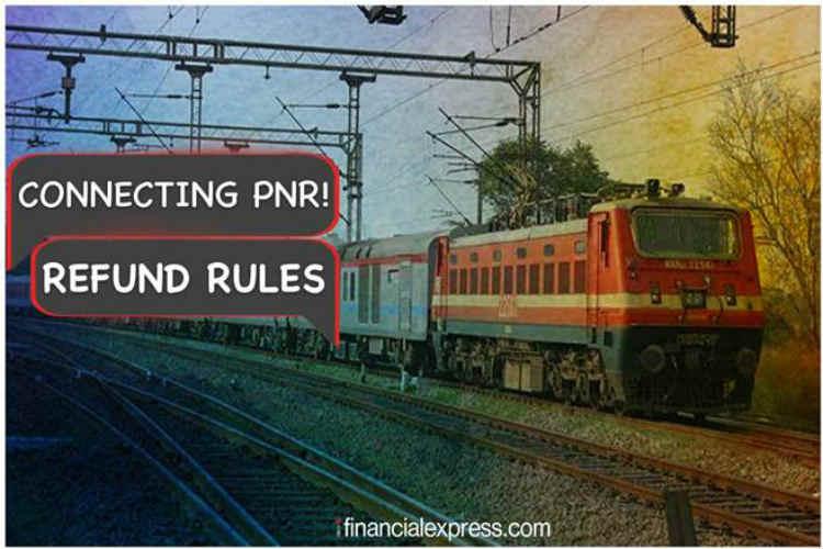 IRCTC PNR linking rules