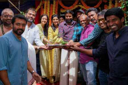 Jyothika's next movie starts
