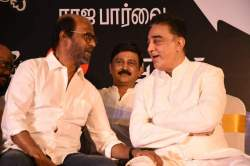 Rajinikanth and Kamal Haasan reunites