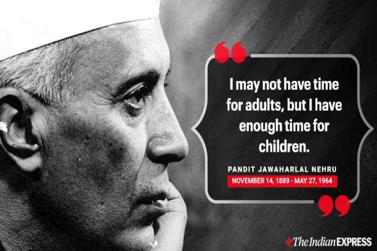 Jawaharlal Nehru quotes, Jawaharlal Nehru speech