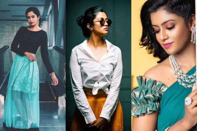 Roshini Haripriyan, Bharathi Kannamma Serial