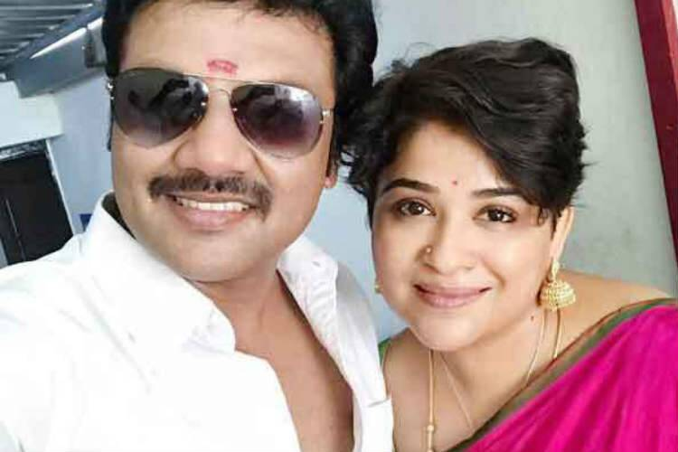 Tamil serial real couples, Sanjeev - Preethi