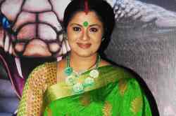serial artist Sudha Chandran