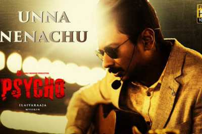 Unna Nenachu, psycho 1st single