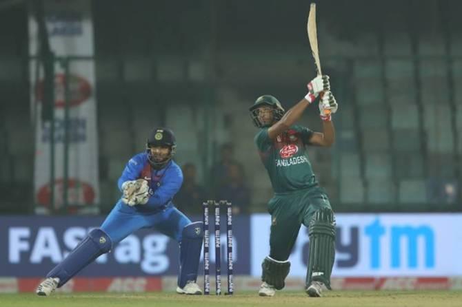 India vs Bangladesh 1st T20 Updates