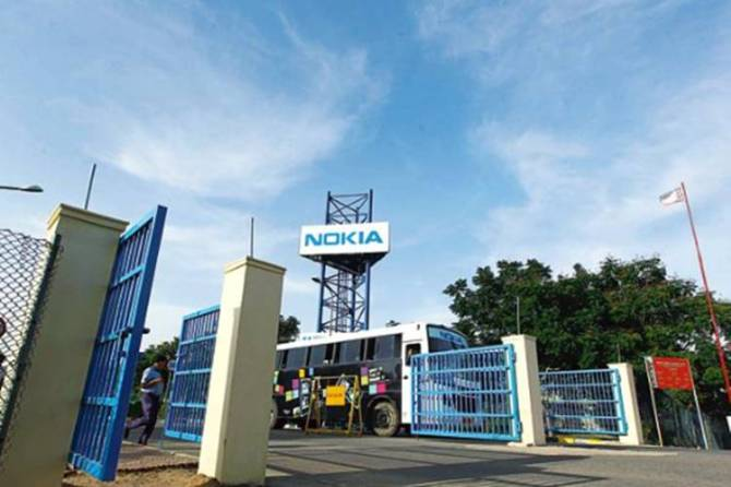 salcomp acquires Nokia unit near Chennai, promises 2,000 crore investment - சென்னை நோக்கியா தொழிற்சாலையை வாங்கிய சால்காம்ப் - இனியாவது விடிவு காலம் பிறக்குமா?