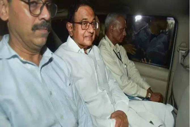Delhi court allows ED to interrogate Chidambaram in INX Media case - சிதம்பரத்திடம் 2 நாட்கள் விசாரணை - அமலாக்கப்பிரிவுக்கு சிறப்பு நீதிமன்றம் அனுமதி
