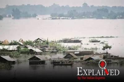 2019 பருவமழையில் 2,400 மனித உயிர்கள் பலி – முதலிடத்தில் மத்திய பிரதேசம்