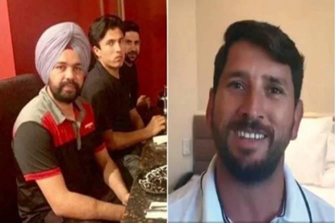 pakistan cricketers take indian driver to dinner brisbane - இந்திய கார் டிரைவரை நெகிழ வைத்த பாகிஸ்தான் கிரிக்கெட் வீரர்கள் - ரசிகர்கள் வியப்பு (வீடியோ)