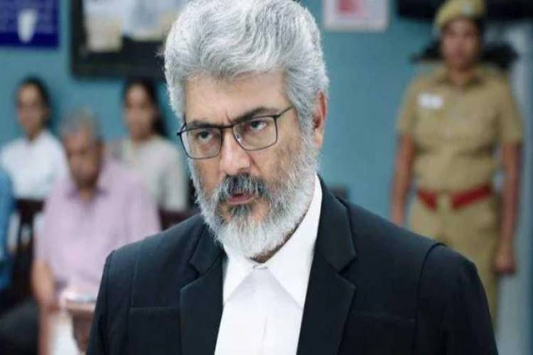 Ajith's legal notice about social media