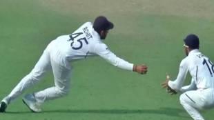 ind vs ban 2nd test day 1 live score rohit, saha catch video - ரசிகர்கள் மனதை கொள்ளையடித்த ரோஹித், சஹா கேட்ச் - வீடியோவை பார்த்தாலே விசிலடிக்கத் தோணுதே!!