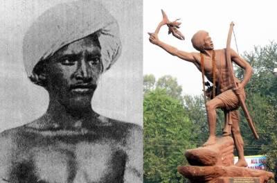 Freedom fighter tribe leader Birsa Munda 144th Birth anniversary, Freedom fighter tribe leader Birsa Munda Birth anniversary