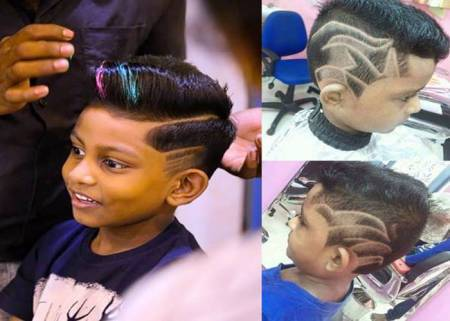 Tirunelveli government school Headmaster asks salons to ban trendy haircuts