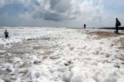 marina-besant-nagar-chennai-beaches-forth-due-to-untreated-sewage-water