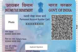 Pan card mandatory to purchase or sell property