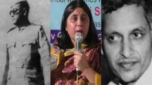 nathuram godse, netaji' subhas chandra bose, netaji's grand niece, gwalior police, gwalior congress, indian express