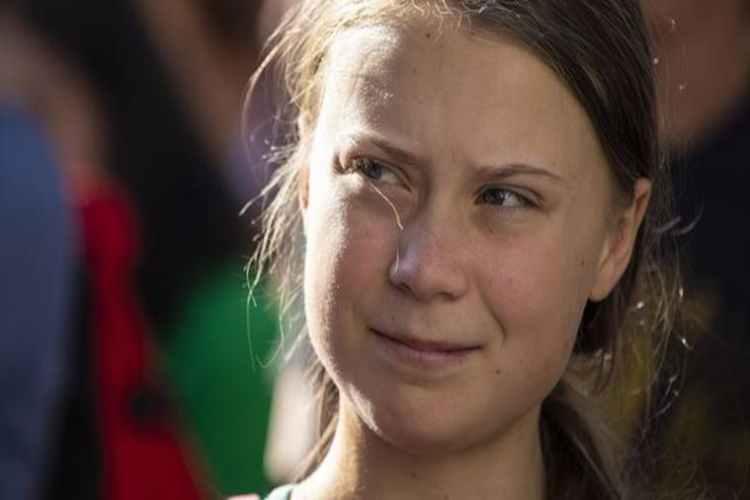 greta thunberg climate prize, sweden climate activist greta thunbgerg, climate activist reject prize