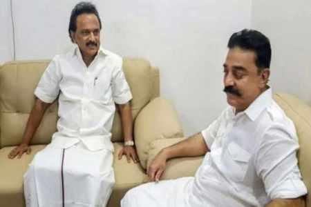 kamal haasan, kamal haasan surgery, kamal haasan operation, kamal haasan injured, kamal haasan injury, mk stslin, dmk. meet