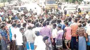 villupuram, kallakurichi, police chekup, traffic police, Woman dies,Viluppuram,VEHICLE CHECK,traffic,tamil nadu,cops