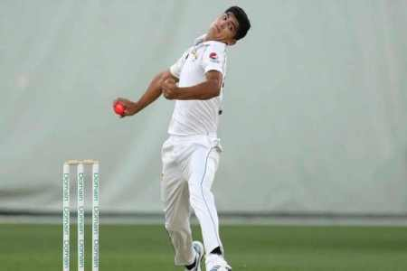 Naseem Shah, Pakistan tour of Australia, Australia vs Pakistan, Misbah-ul-Haq, 16-year-old Naseem Shah, Brisbane Test, Gabba, Australia vs Pakistan 1st Test, AUS v PAK 1st Test match