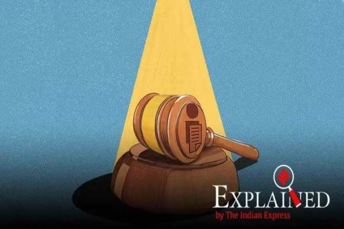 Explained : chief justice office Comes Under RTI act