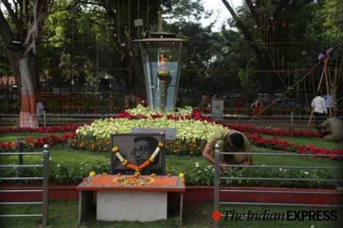 Shivaji Park Shiv Sena Uddhav Thackeray will take oath as the new Chief Minister of Maharashtra