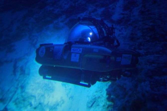 ISRO Deep Ocean Mission - ISRO submersible vehicle