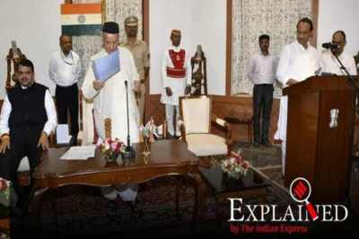 ajit pawar ncp, ajit pawar, who is ajit pawar, maharashtra deputy cm, maharashtra government formation, indian express news