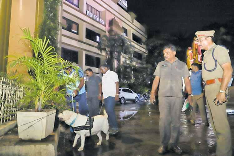 Tamil Nadu police, Bomb threat in Tamil Nadu, Bomb Threat to DMK office, Bomb threat to Temples, Crime in Tamil Nadu, Tamil Nadu law and order, Bomb Hoax