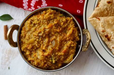 Vadacurry food recipe in Tamil